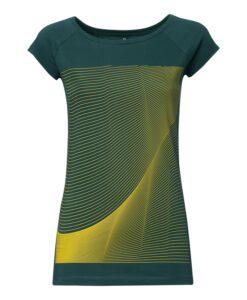 Geel groen T-shirt