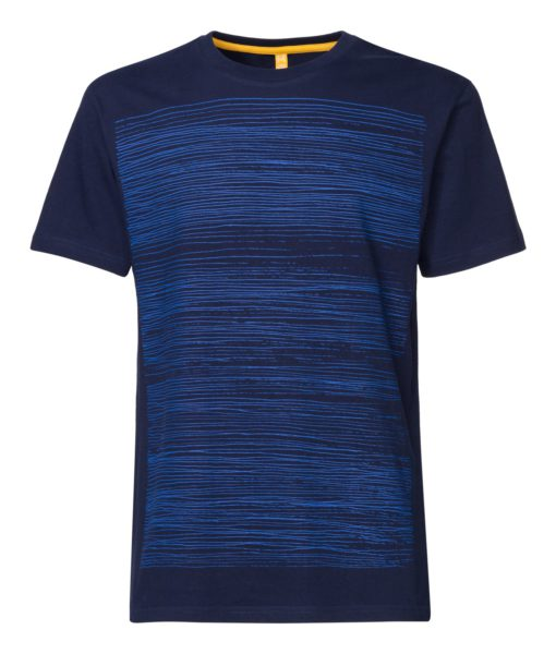 Strokes T-Shirt blue midnight