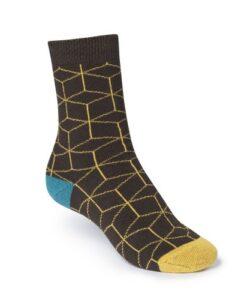 dikke sokken moerasgroen
